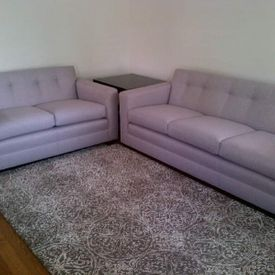 Sofa and Love Seat 1